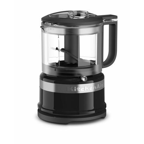 Gallery - 3.5 Cup Food Chopper - Onyx Black