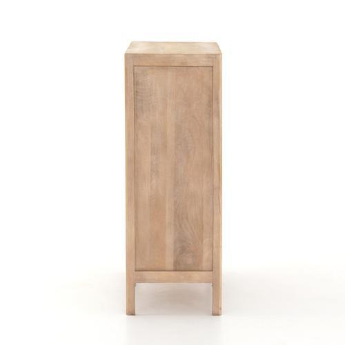 Natural Finish Sydney Tall Dresser