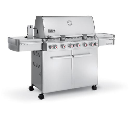 Gallery - SUMMIT S-670 Natural Gas Grill