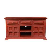 "Charleston Red 60"" TV Stand"