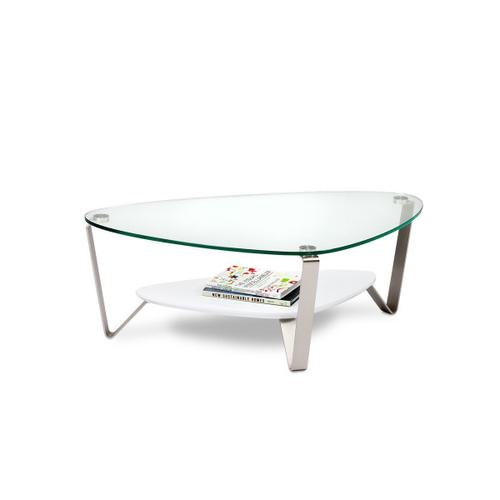 Small Coffee Table 1344 in Gloss White