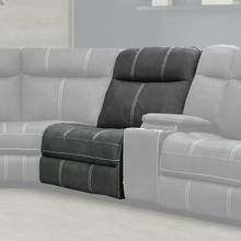 MASON - CHARCOAL Manual Armless Recliner