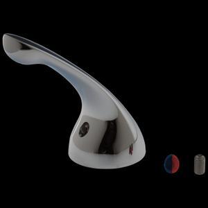 Chrome Metal Lever Handle Kit Product Image