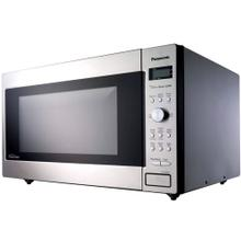 See Details - 2.2 Cu. Ft. Built-In/Countertop Microwave Oven with Inverter Technology - Stainless Steel - NN-SD962S