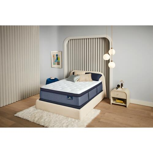 Perfect Sleeper - Renewed Night - Plush - Pillow Top - Twin