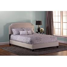 Lani Full Bed - Light Grey