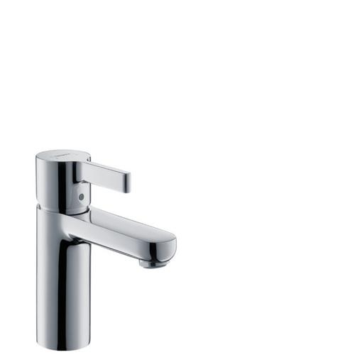 Chrome Single-Hole Faucet 100 with Pop-Up Drain, 0.5 GPM