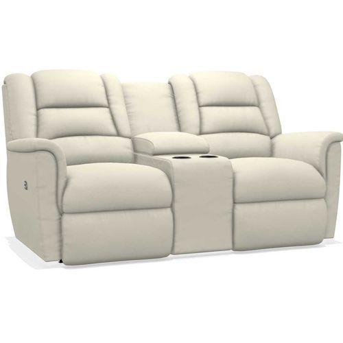 Murray Power Reclining Loveseat w/ Headrest & Console