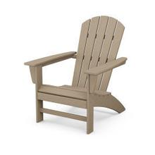 View Product - Nautical Adirondack Chair in Vintage Sahara