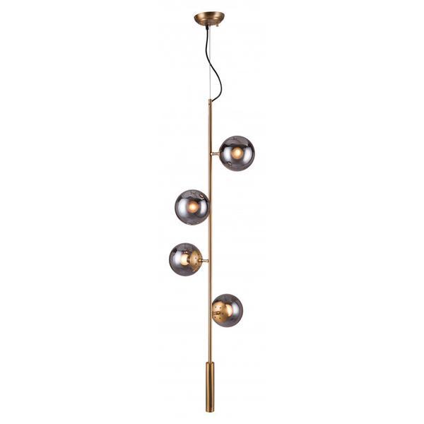Zatara Ceiling Lamp Gold