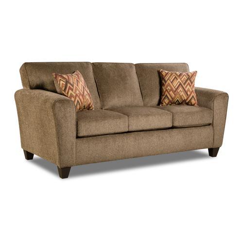 American Furniture Manufacturing - 3100 - Cornell Cocoa Sofa