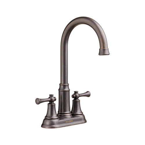 Portsmouth 2-Handle 1.5 GPM High-Arc Bar Sink Faucet  American Standard - Oil Rubbed Bronze