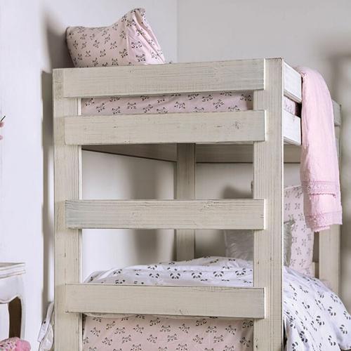 Furniture of America - Arlette Twin/twin Bunk Bed