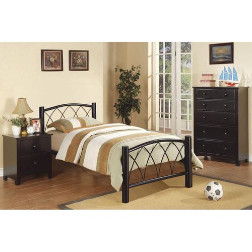 Poundex - Full Size Bed