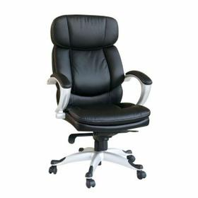 ACME Minta Office Chair w/Lift - 09768 - Black PU