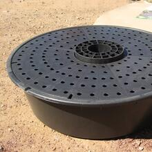 Fountain Installation Kit, 36 Inch Round
