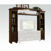 ACME Dita Entertainment Center - 91105 KIT - Walnut