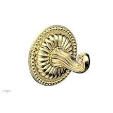 GEORGIAN & BARCELONA Robe Hook KPG10 - Polished Brass