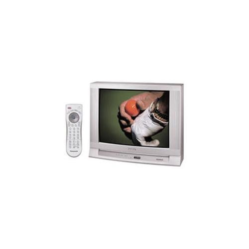 "36"" Diagonal PanaBlack Stereo TV"