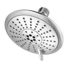 View Product - Polished Chrome 5-Function Bell Showerhead