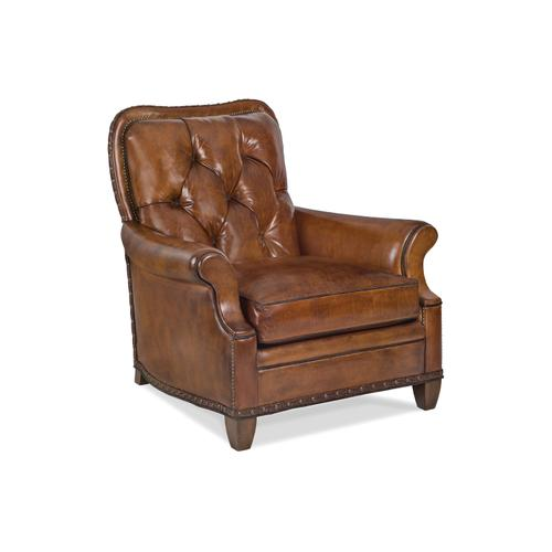 6046-1-T HARVEST TUFTED CHAIR