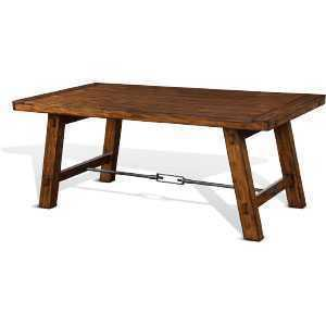 Sunny Designs - Tuscany Rectangular Table w/ Turnbuckle