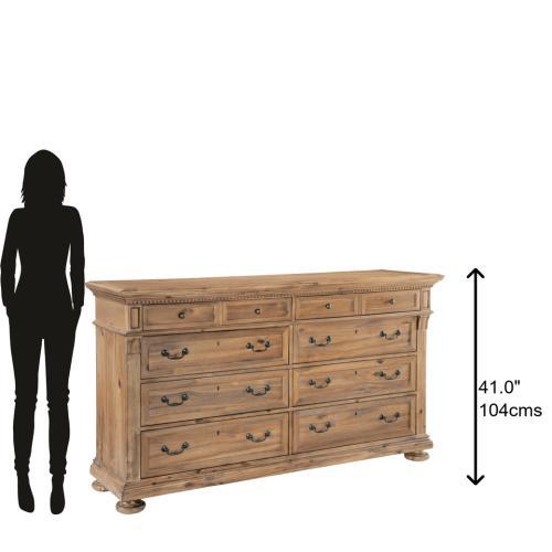 Hekman - 2-3360 Wellington Hall Dresser