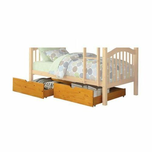 ACME Heartland 2Pc Drw - Optional - 02362 - Honey Oak