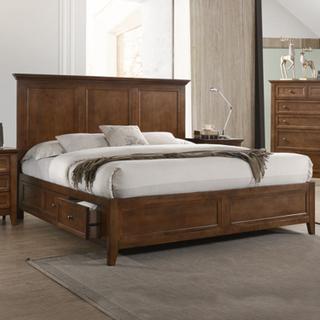 See Details - San Mateo Storage Bed  Tuscan