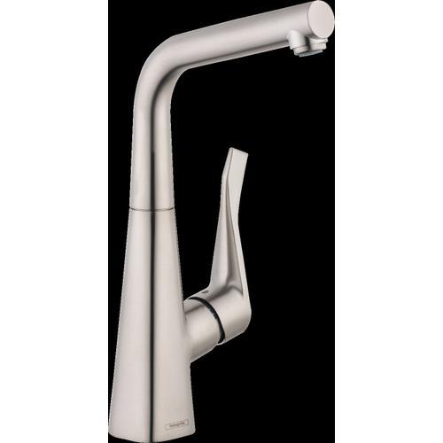 Steel Optic Bar Faucet, 1.5 GPM