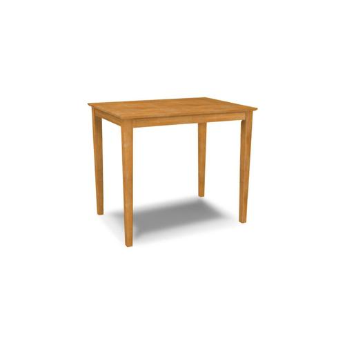 Rectangle Table (top only) / Shaker Legs