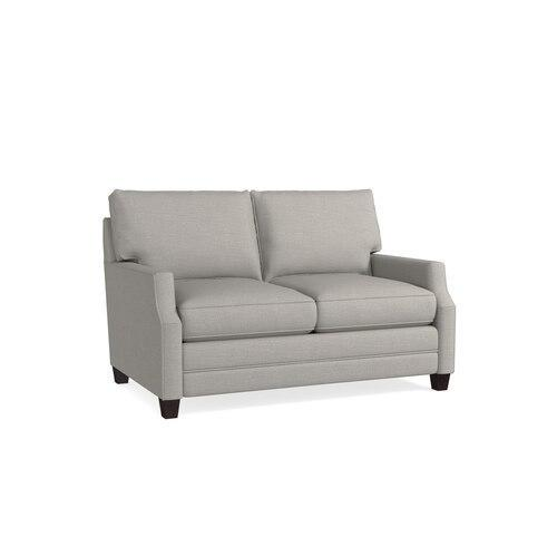 Cooper Loveseat, Arm Style Scoop