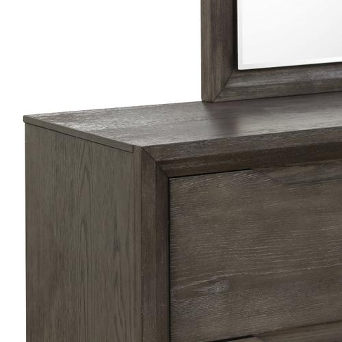 Java Dresser in Gray