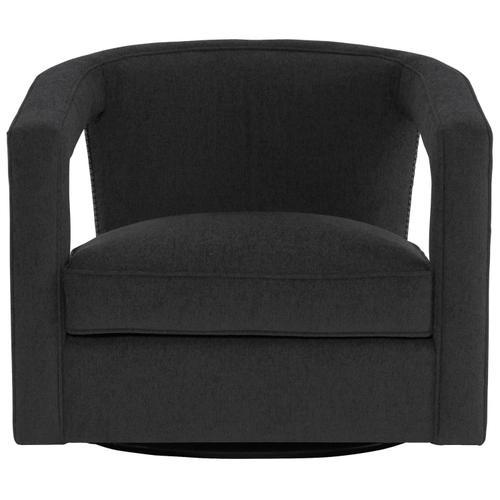 Bernhardt Interiors - Alana Swivel Chair