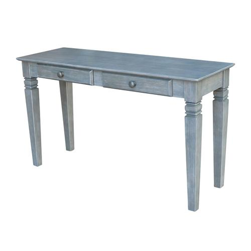 Java Table in Heather Gray