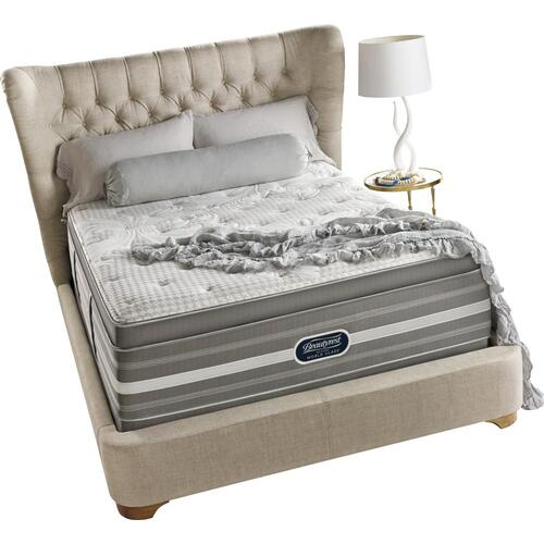 Beautyrest - Recharge - World Class - Jessica - Plush - Pillow Top - King