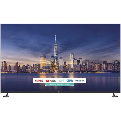 "BEA 82"" 4K UHD Smart TV"