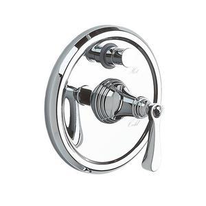 Crosswater - Berea Pressure-balance Valve with Diverter Trim - Polished Chrome