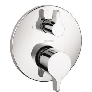 Chrome Pressure Balance Trim S/E with Diverter Product Image