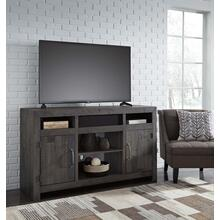 "Mayflyn 62"" TV Stand With Wireless Pairing Speaker"