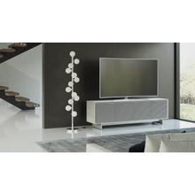 See Details - Align 7479 Media + Storage Console in Satin White Media Base