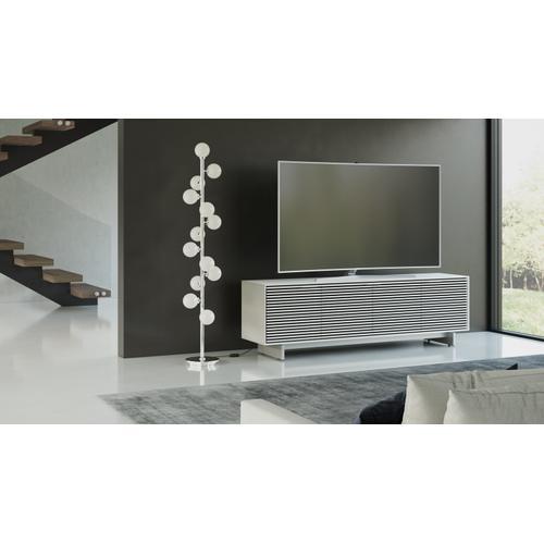 BDI Furniture - Align 7479 Media + Storage Console in Satin White Media Base