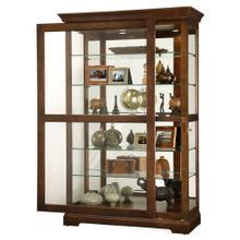 Howard Miller Kane Curio Cabinet 680625