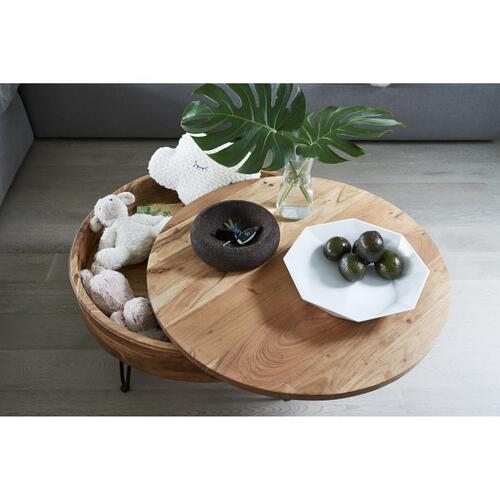 Privado Storage Coffee Table
