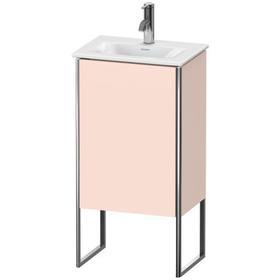 Vanity Unit Floorstanding, Apricot Pearl Satin Matte (lacquer)