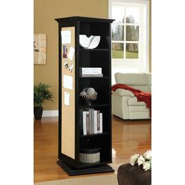 See Details - Casual Black Accent Cabinet