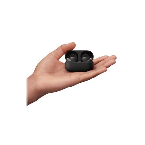 Sony - WF-1000XM4 Industry Leading Noise Canceling Truly Wireless Earbuds - Black