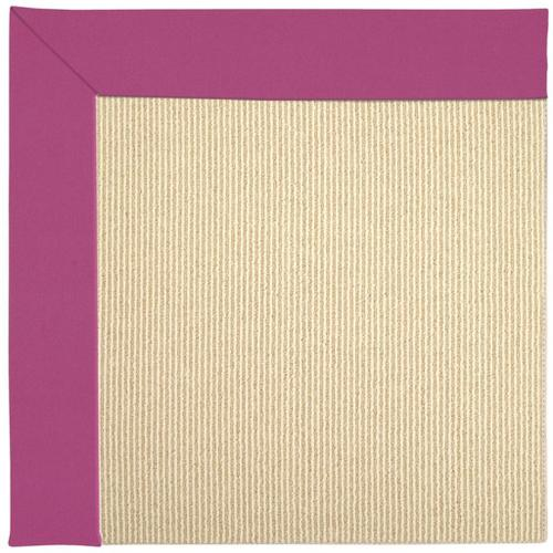 "Creative Concepts-Beach Sisal Canvas Hot Pink - Rectangle - 24"" x 36"""