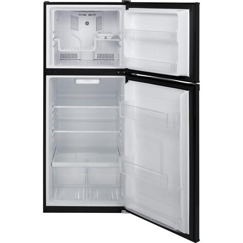 Gallery - GE® ENERGY STAR® 11.6 cu. ft. Top-Freezer Refrigerator