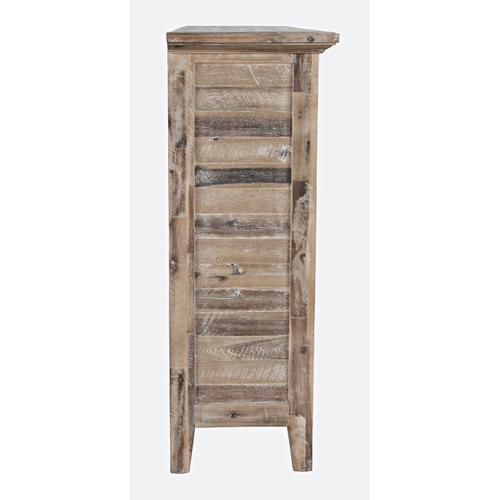 Jofran - Rustic Shores 4 Door High Cabinet